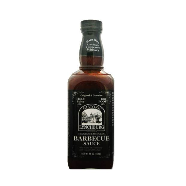 Sauce Barbecue Whisky Jack Daniel's
