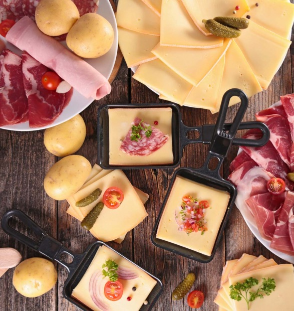 Carnibox Raclette avec Fromage